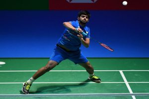 Sai Praneeth goes down fighting to top seed Momota at Japan Open