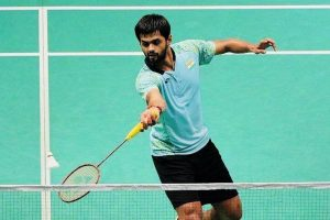 Sai Praneeth proceeds to second round of Japan Open with easy win