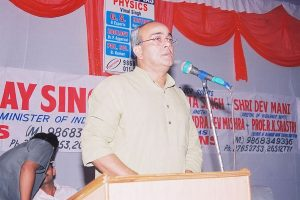 Sanjay Singh resigns from Congress, Rajya Sabha, to join BJP tomorrow