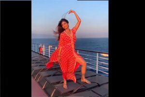 Shilpa Shetty tries to recreate iconic 'Marilyn Monroe' moment