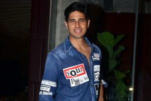 Sidharth looks forward to playing martyr Vikram Batra