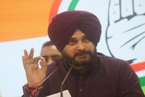 Senior Congress leader Navjot Singh Sidhu resigns as state cabinet minister, writes letter to Rahul Gandhi