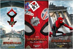 Spider-Man: Far From Home full movie leaked on TamilRockers
