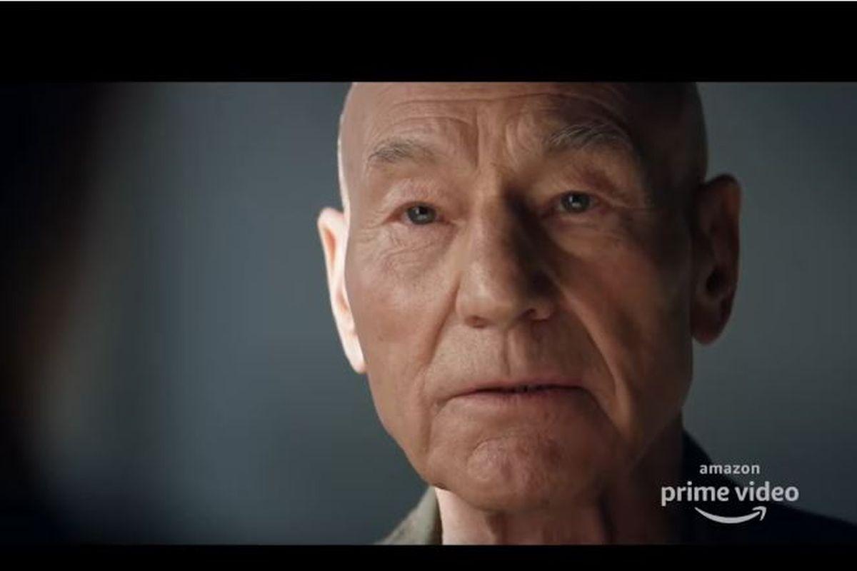 STAR TREK: PICARD Official Trailer (2019) Patrick Stewart, Sci-Fi Series HD