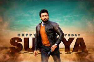 Celebs and fans wish Tamil superstar Suriya on his 44th birthday