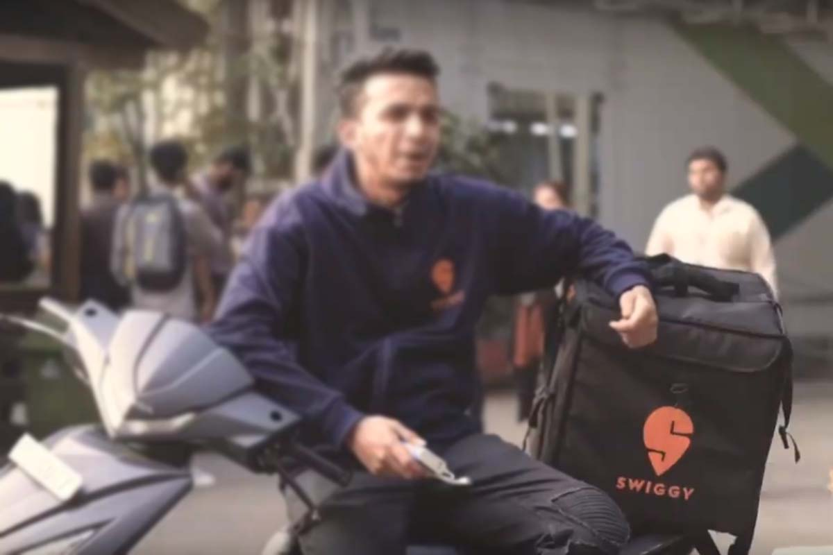Swiggy, delivery boys, strike, Panaji