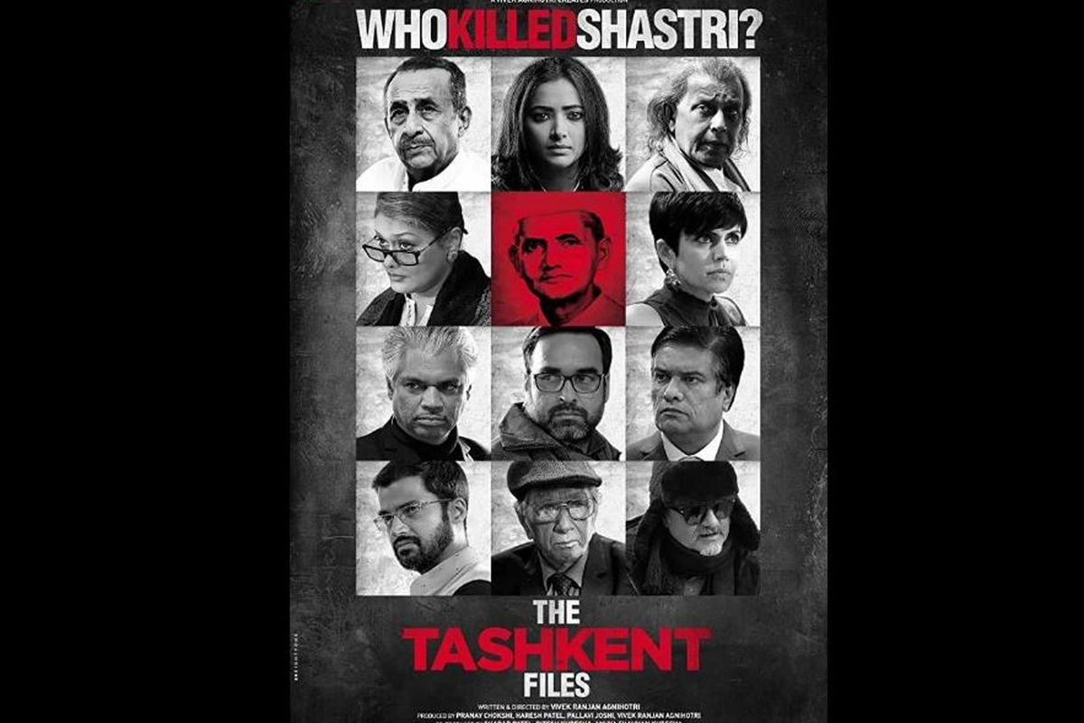 Uri, The Tashkent Files, Vicky Kaushal, Vivek Agnihotri, Taran Adarsh, Naseeruddin Shah, Pankaj Tripathi, Vinay Pathak, Mandira Bedi, Pallavi Joshi, Ankur Rathee, Prakash Belawadi, Lal Bahadur Shastri