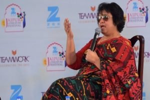 Taslima Nasreen's Indian residence permit extended