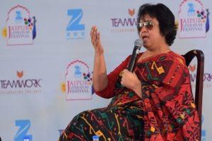 Taslima Nasreen exposes man at centre of Zomato row