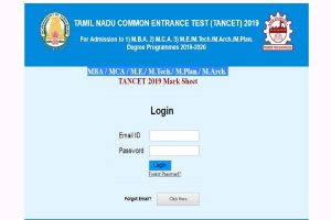 Anna University declares TANCET results 2019 at annauniv.edu | Steps to check results here