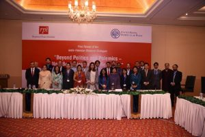 Civil society representatives from India, Pakistan hold 'Track II' dialogue