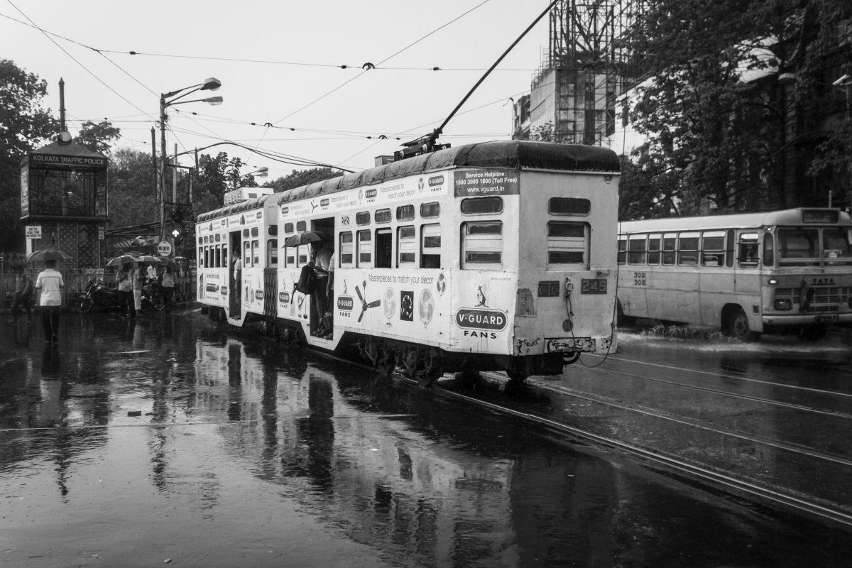 Kolkata, tram, e-vehicle