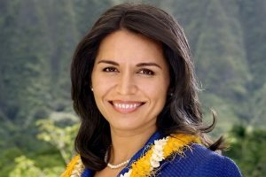 Tulsi Gabbard sues Google for $50 million for stifling her poll campaign