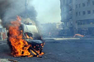 2 killed, two injured in car explosion in Turkey