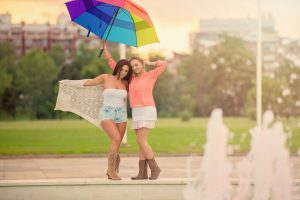 Casual outfit ideas to get inspired by during rainy season