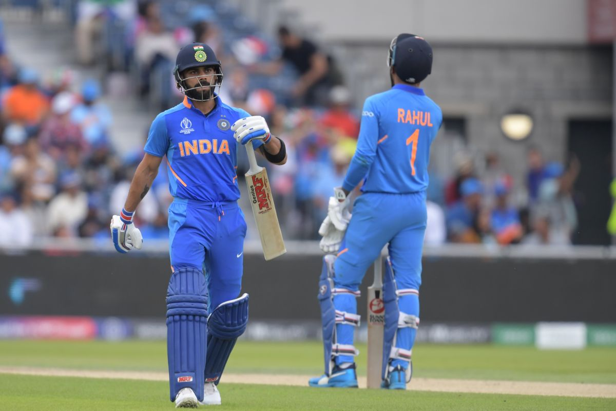 World Cup 2019 Ind v NZ: Manchester, Old Trafford, Semifinal