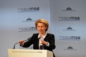 Germany's Ursula von der Leyen nominated to head EU Commission