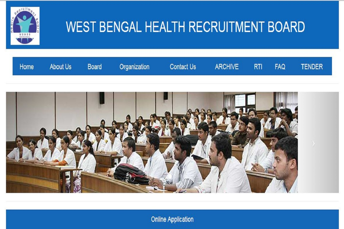 WBHRB recruitment 2019, wbhrb.in, WBHRB recruitment, West Bengal Health Recruitment Board, WBHRB Staff Nurse recruitment