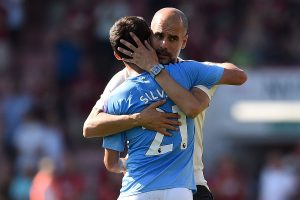 David Silva is one of the best players I've ever seen: Pep Guardiola