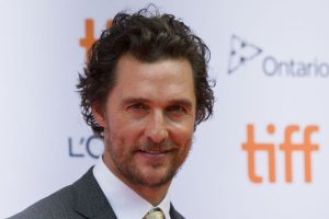 Matthew McConaughey is now a professor