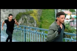 Hrithik, Tiger shut down Porto for two days for 'War'