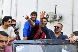 Satyajeet thrilled about on-screen reunion with Ali Fazal