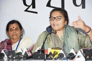 Amit Shah shouldn't make 'irresponsible statements' on NRC: Sushmita Dev