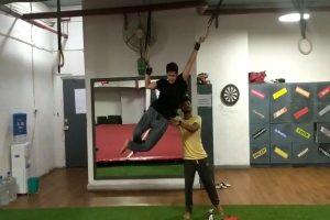 Dev Joshi undergoes parkour training for 'Baalveer Returns'