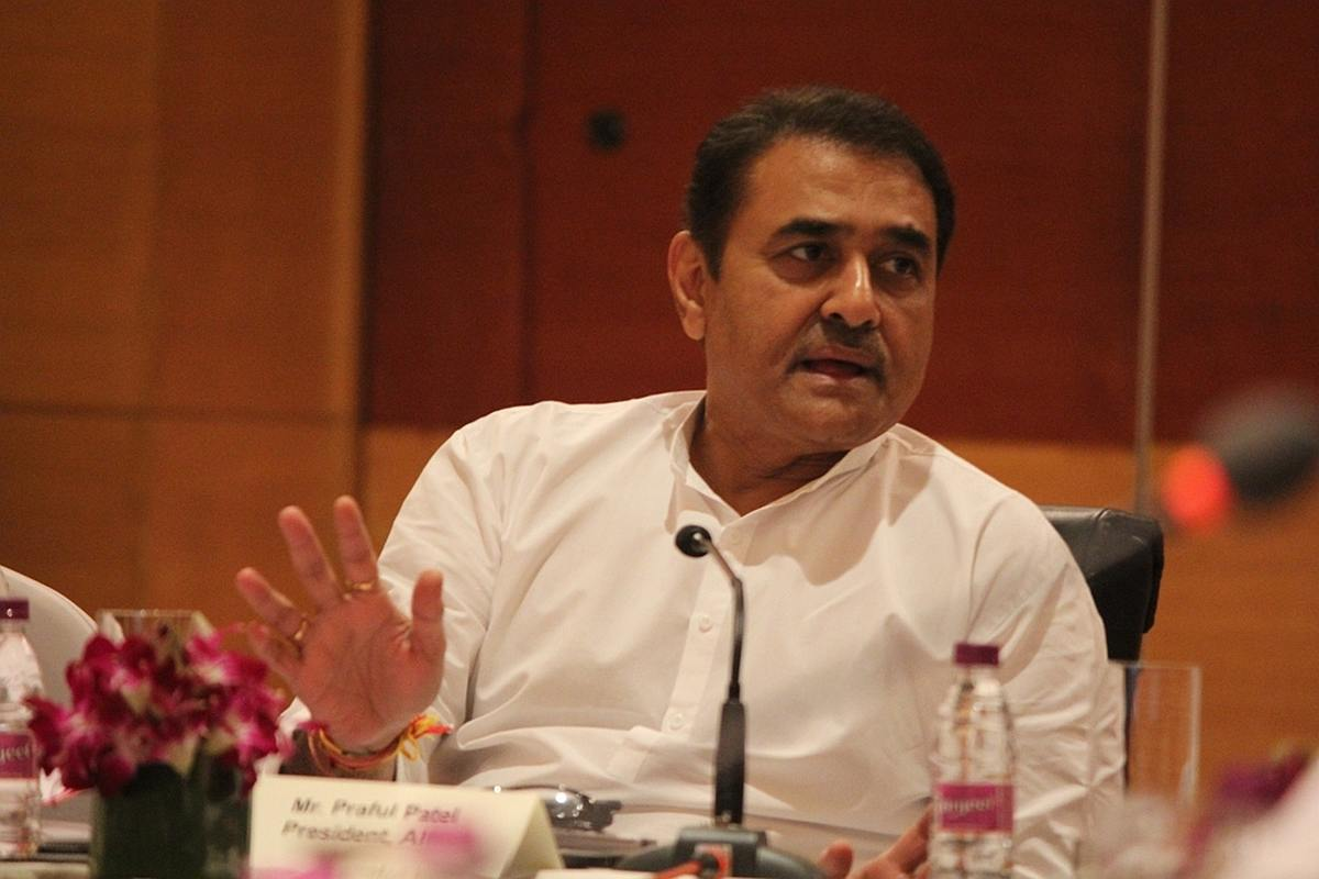 Former Civil Aviation minister Praful Patel deposes before CBI in aviation case