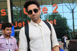 Ayushmann Khurrana gets time to meet wife Tahira after three months