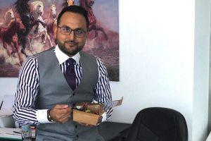 Selaiman Azizi, celebrated business icon of UAE