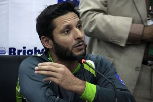 Afridi to visit LoC to 'express solidarity with Kashmiri brethren'