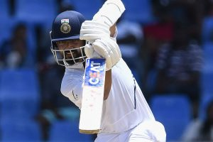 Not too concerned on missing out century: Ajinkya Rahane