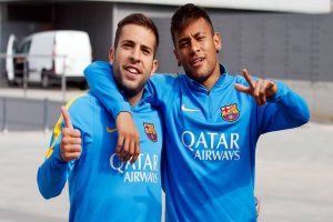 Jordi Alba has his say on potential Neymar move to Barcelona: Reports