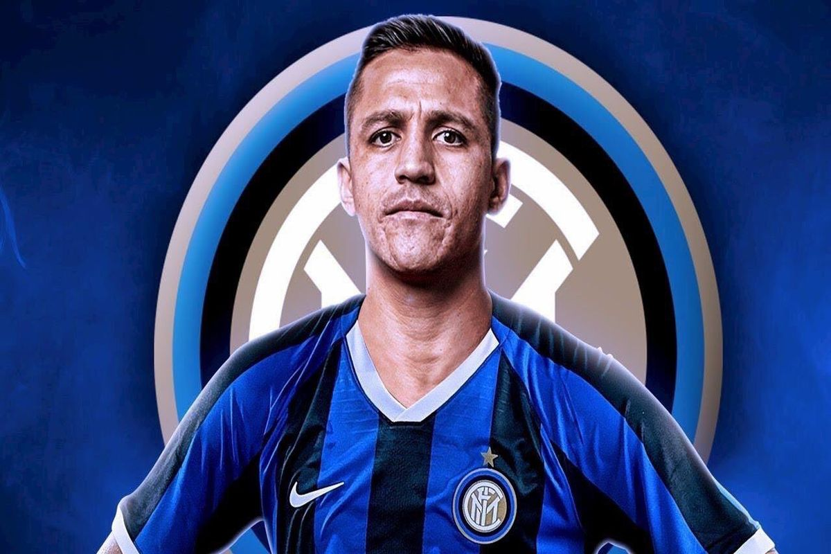 Sanchez Lands in Milan Ahead of Loan Move to Inter Milan
