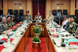 Army Commander chairs high-level core group meet amid Kashmir turmoil, reviews security