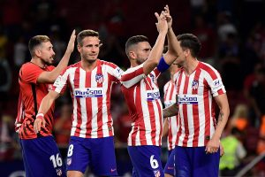 Atletico Madrid knocked out of Copa del Rey