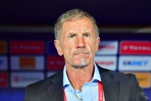 Stuart Baxter resigns as South Africa coach