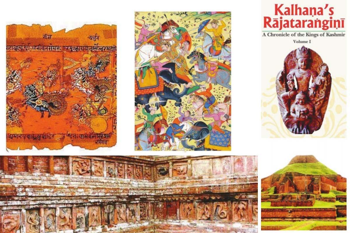 Brahmanical, Epics, Myth, Ancient North Bengal, Aitareya Brahmana, Mahabharata, Pundras, Kashmiri King