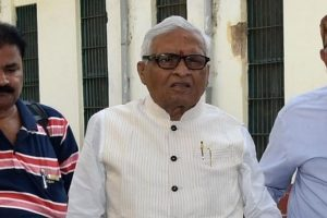 Three-time Bihar CM Jagannath Mishra dies at 82 after prolonged illness