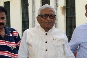 Three-time Bihar CM Jagannath Mishra dies at 82 after prolonged illness