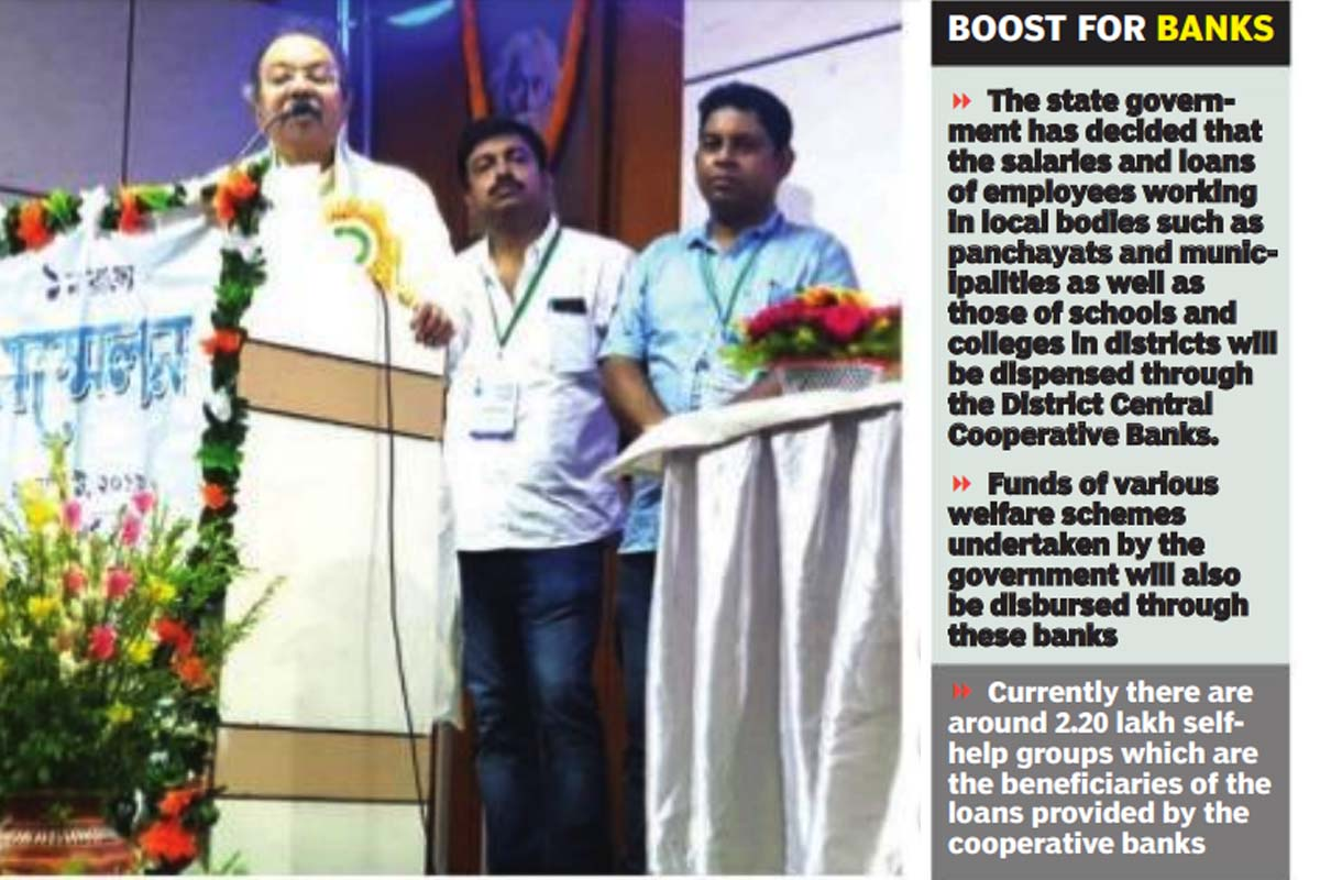 West Bengal, Banking, Arup Roy, Bengal government