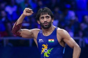 Ace Indian wrestler Bajrang Punia nominated for Rajiv Gandhi Khel Ratna award