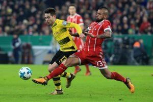 Dortmund surprise Bayern 2-0 in German Supercup