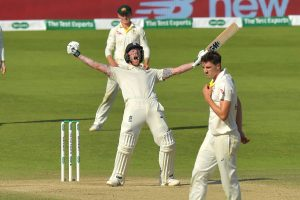 Ashes 2019: Umpire Joel Wilson faces backlash after incorrect decision saved Ben Stokes