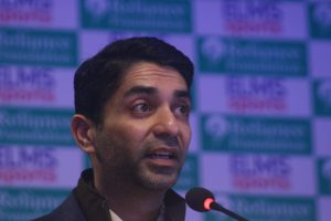 Former Olympian Abhinav Bindra sends best wishes to Indian athletes on 11th anniv of gold medal win