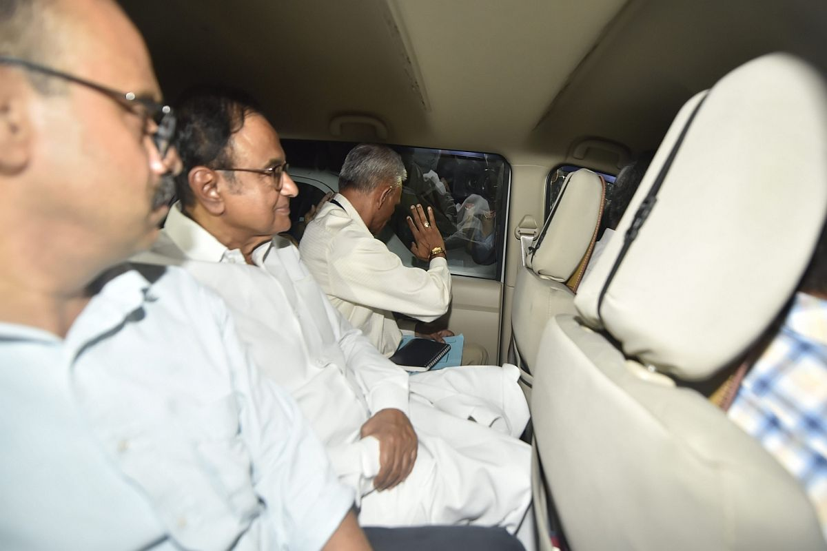 INX Media case: Chidambaram arrested in late night drama, to be produced before court today