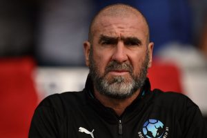 Manchester United veteran Eric Cantona to receive UEFA President's Award