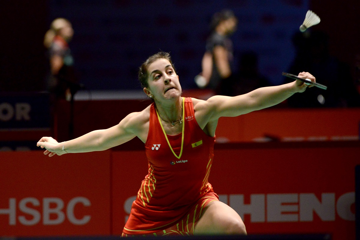 Carolina Marin, World Championships, B Sai Praneeth, Kidambi Srikanth