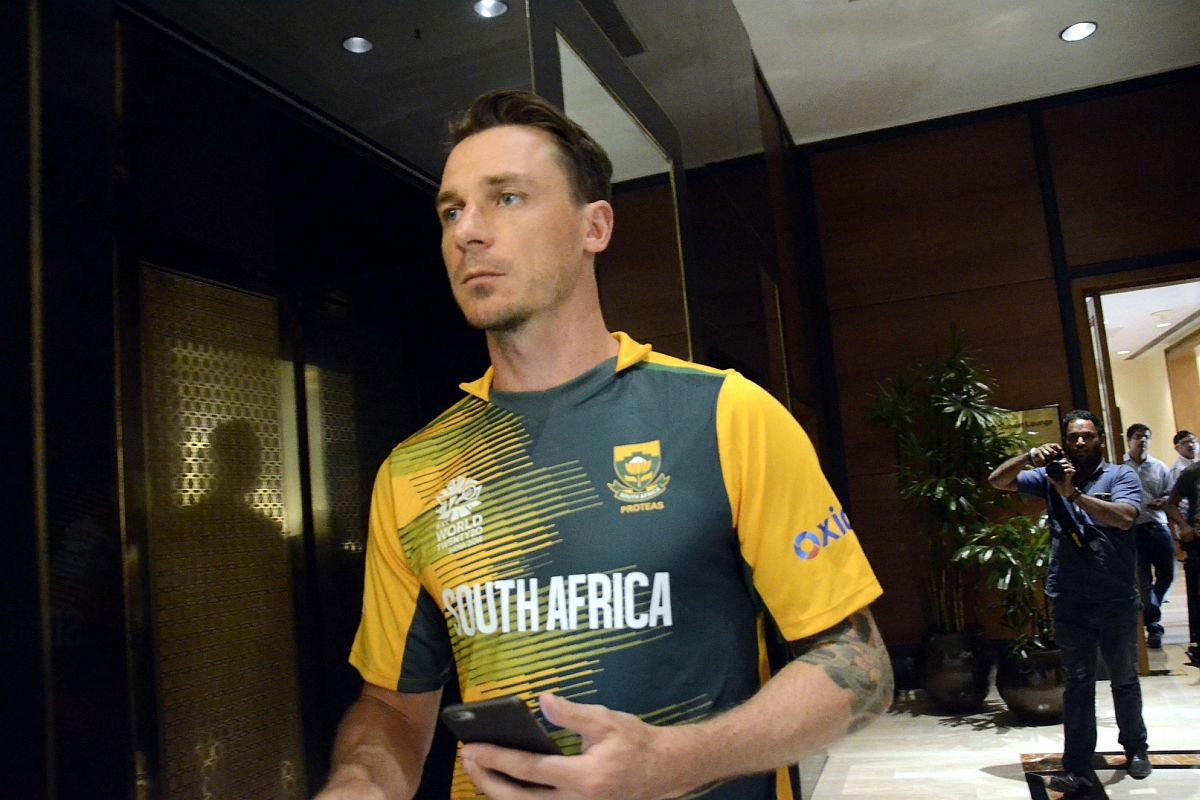 Dale Steyn apologises to Virat Kohli after being ignored for T20I series